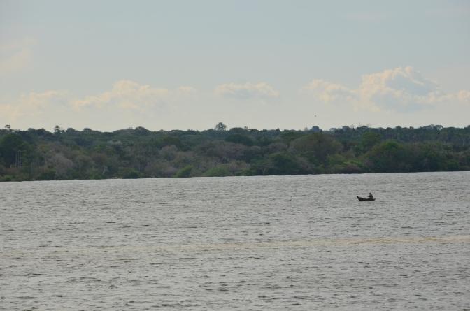 Travel post #1- São Paulo to Manaus